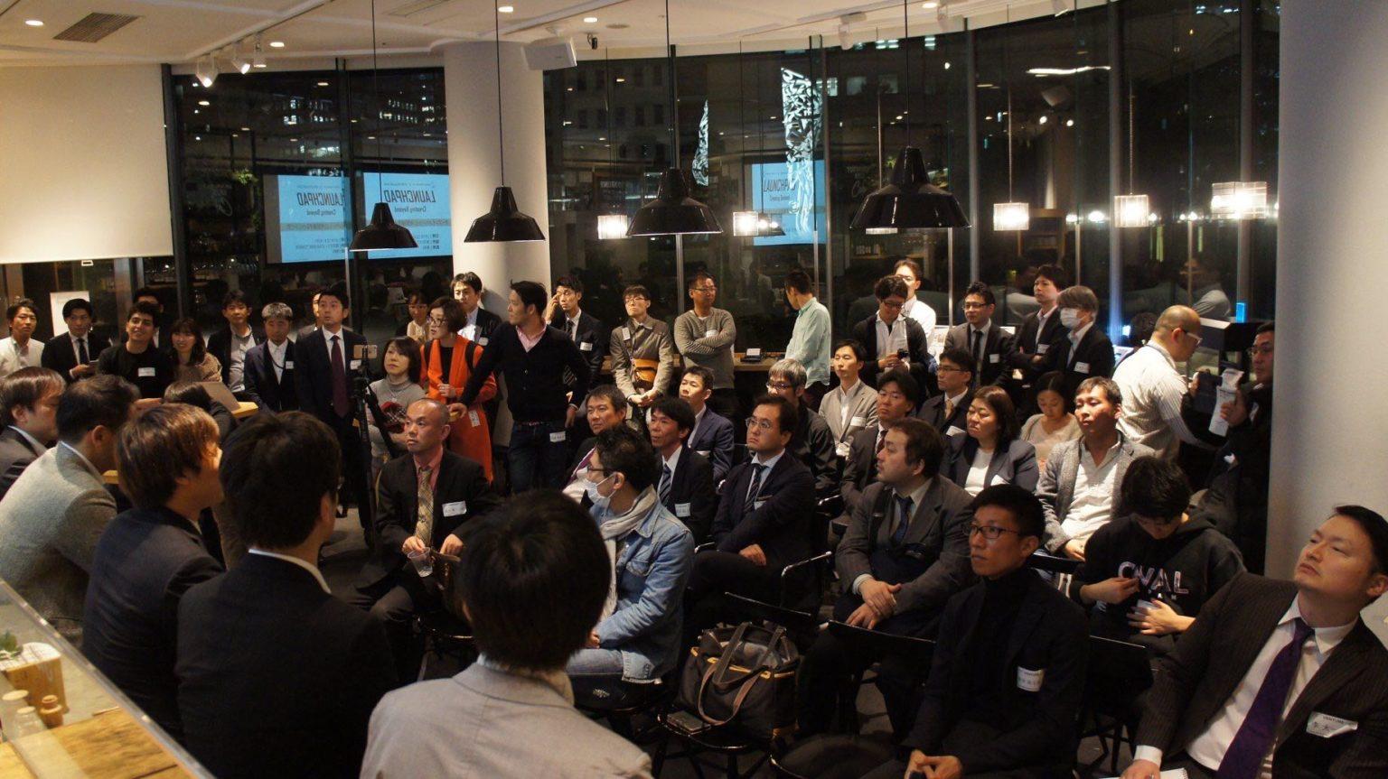 Breakout session in Venture Café Miami